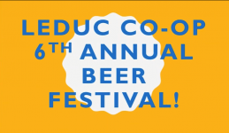 Leduc CO-OP 6th Annual Beer Festival!